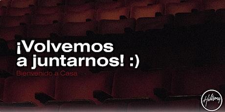 Hillsong Valencia  -12:30Hrs. -25/07/2021 entradas