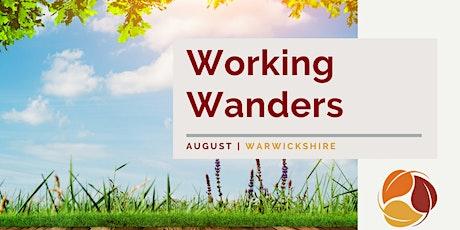 Working Wanders tickets