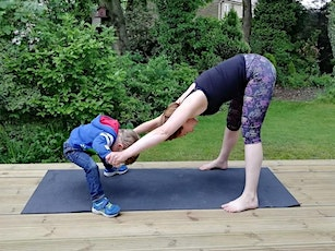 Family Yoga Summer Sessions tickets