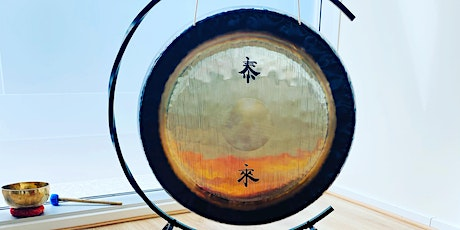 RELAXING SOUND BATH WITH LILLI VILLMO FEARNS  Saturday 31st July 3pm - 4pm tickets