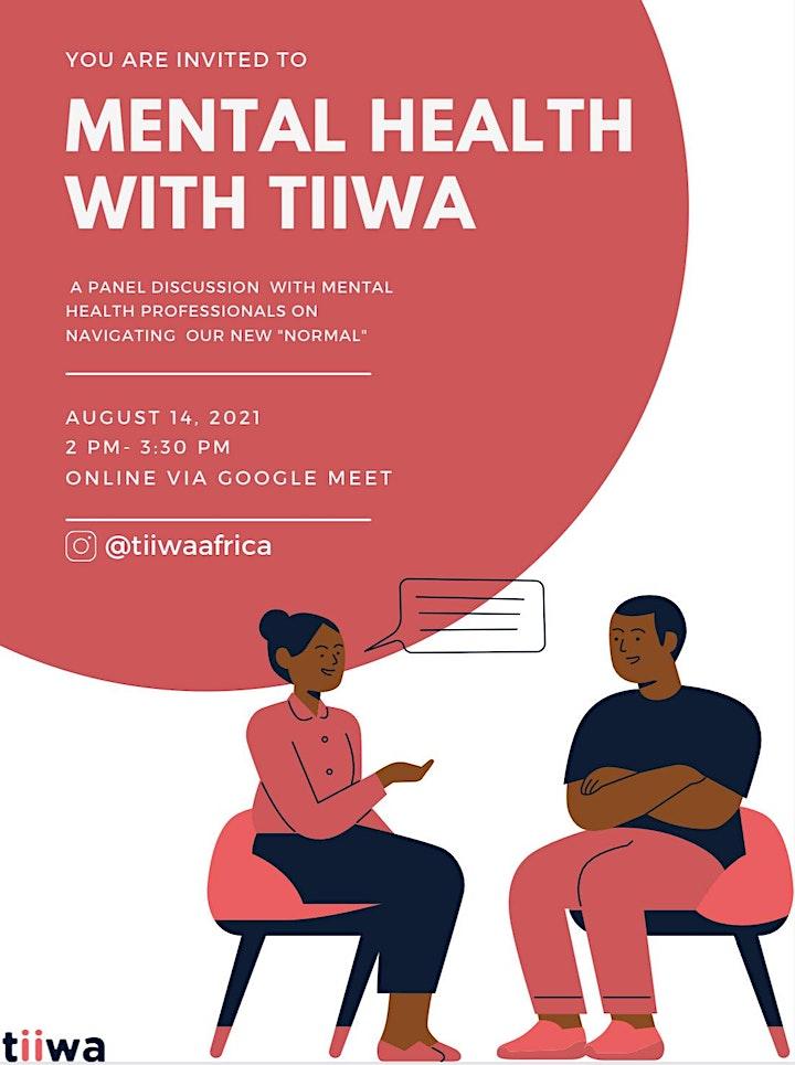 Mental Health With tiiwa image
