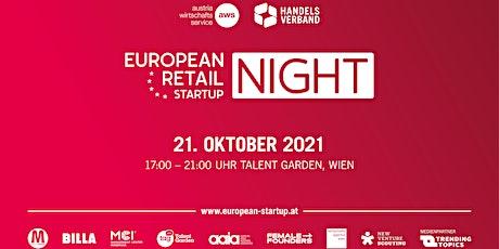 EUROPEAN RETAIL STARTUP NIGHT 2021 Tickets