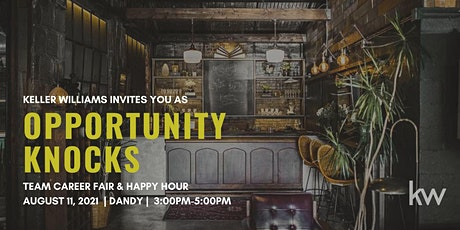 Keller Williams Networking Event & Happy Hour tickets