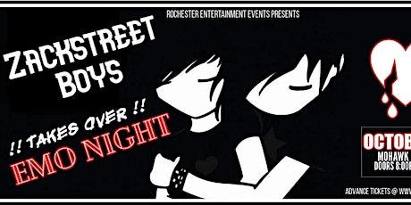 Emo Night - Buffalo (Zackstreet Boys Takeover!) tickets