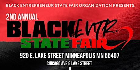 2nd Annual Black Entrepreneur State Fair tickets
