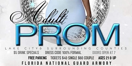 1st Annual Adult Prom tickets