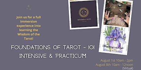 Foundations of Tarot Intensive & Practicum tickets