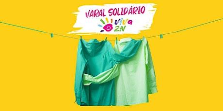 Varal Solidário - 2ª Edição ingressos