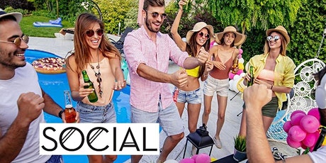 Rooftop Pool Party tickets