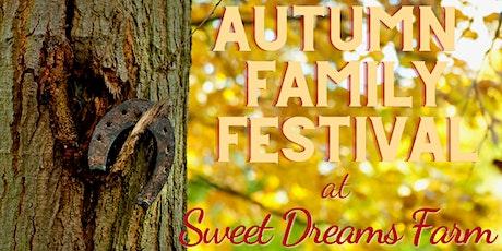 Autumn Family Festival tickets