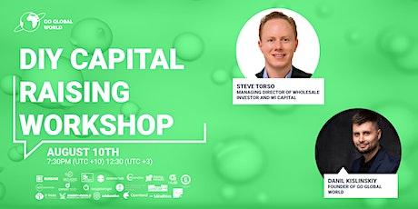 DIY Capital Raising Workshop tickets