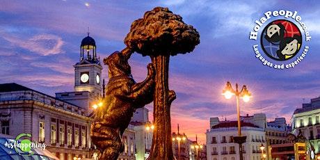 A virtual walk around Madrid... tickets