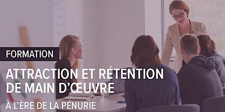FORMATION : Attraction & Rétention des talents [solutions 2 de 2] billets