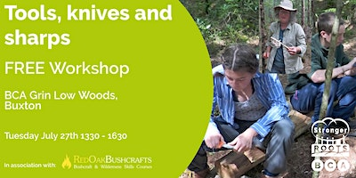 Tools, knives and sharps workshop