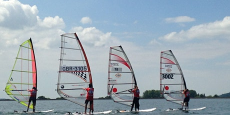 BCYC RYA Start Windsurfing Course 2 days - Mon 9th / Tue 10th August 2021 tickets