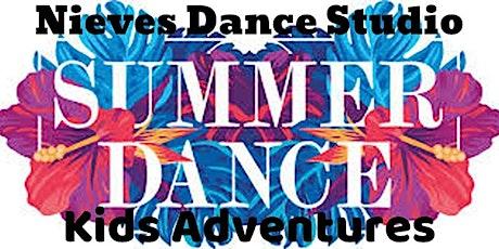 Nieves Summer Dance Adventures tickets
