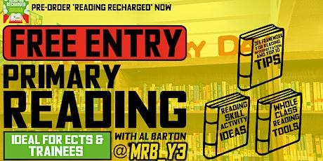 Primary Reading with Al Barton tickets