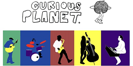 Live Music! Curious Planet at Hayes Valley Art Works Garden Music Series tickets