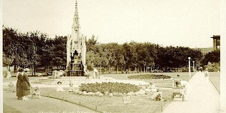 Central Park architecture+landscape tour tickets