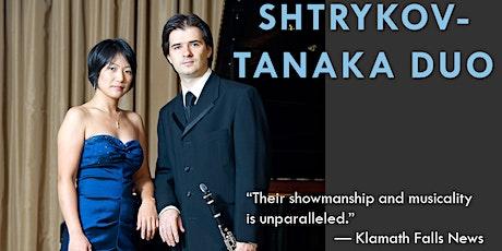 Shtrykov-Tanaka Clarinet-Piano Duo tickets