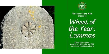 Wheel of the Year: Lammas tickets