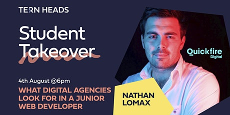What digital agencies look for in a junior web developer? tickets