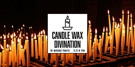 Candle Wax Divination tickets