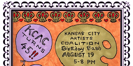 KCAC's 45th BDAY PARTY!! tickets