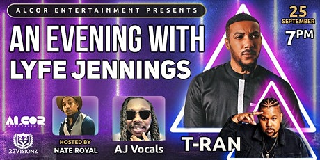 An Evening With Lyfe Jennings tickets