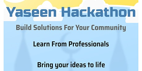 Yaseen Hackathon tickets