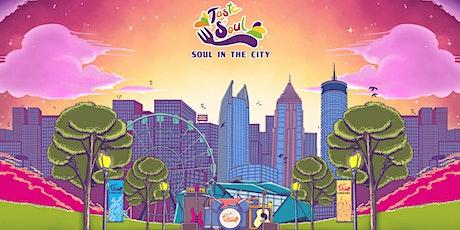 Taste of Soul Festival Concert SATURDAY (Gene Noble + 10 Artists Live) tickets