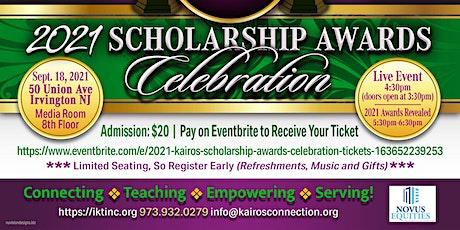 2021 Kairos Scholarship Awards Celebration tickets