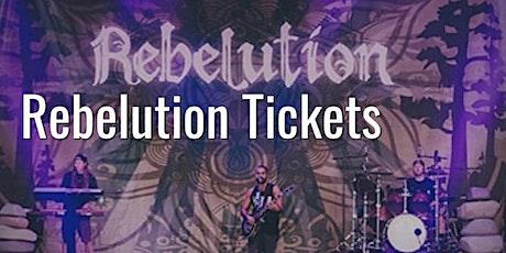 Revolution Concert - 8/6/21 5:45pm (Pacific Amphitheater) tickets
