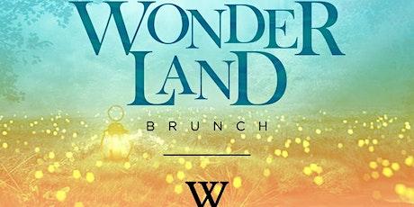 WONDERLAND Brunch tickets