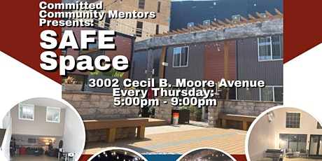 Safe Space @ Committed Community Mentors tickets