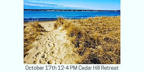 Cedar Hill Self Reflection Wellness Experience tickets