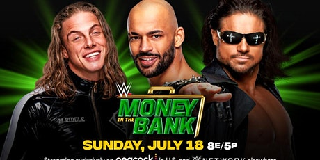 StReAmS....#[FREE]@!!..-WWE Money in the Bank LIVE ON 2021 tickets