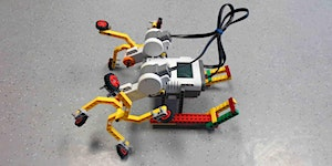 Mod-a-robot with LEGO NXT MINDSTORMS
