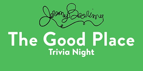 The Good Place Trivia Night! tickets