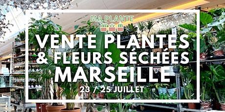 Vente Plantes & Fleurs séchées Marseille - Les Terrasses Du Port billets