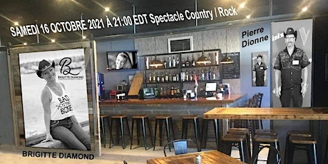Spectacle COUNTRY billets