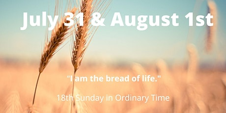 18th Sunday of Ordinary Time tickets