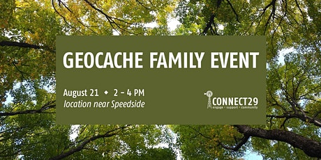 Family Geocache Adventure tickets