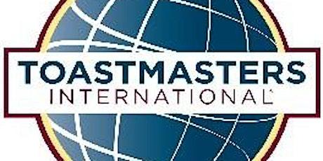 Sunrise Toastmasters Meetings 1st & 3rd Sundays (Online) tickets