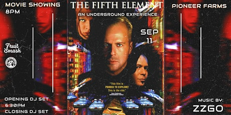 The Fifth Element tickets