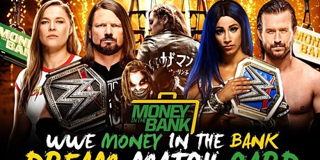 StREAMS@>! (LIVE)-Money in the Bank Fight LIVE ON fReE 2021 tickets