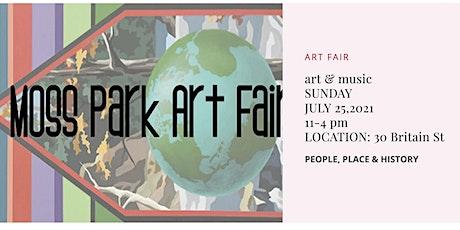 Amazing Moss Park Art Fair tickets