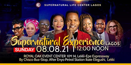 Supernatural Experience tickets