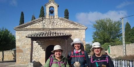 Caminamos como entrenamiento al Camino de Santiago  desde Bs As. entradas