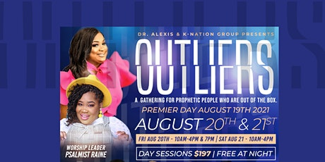 Outliers tickets